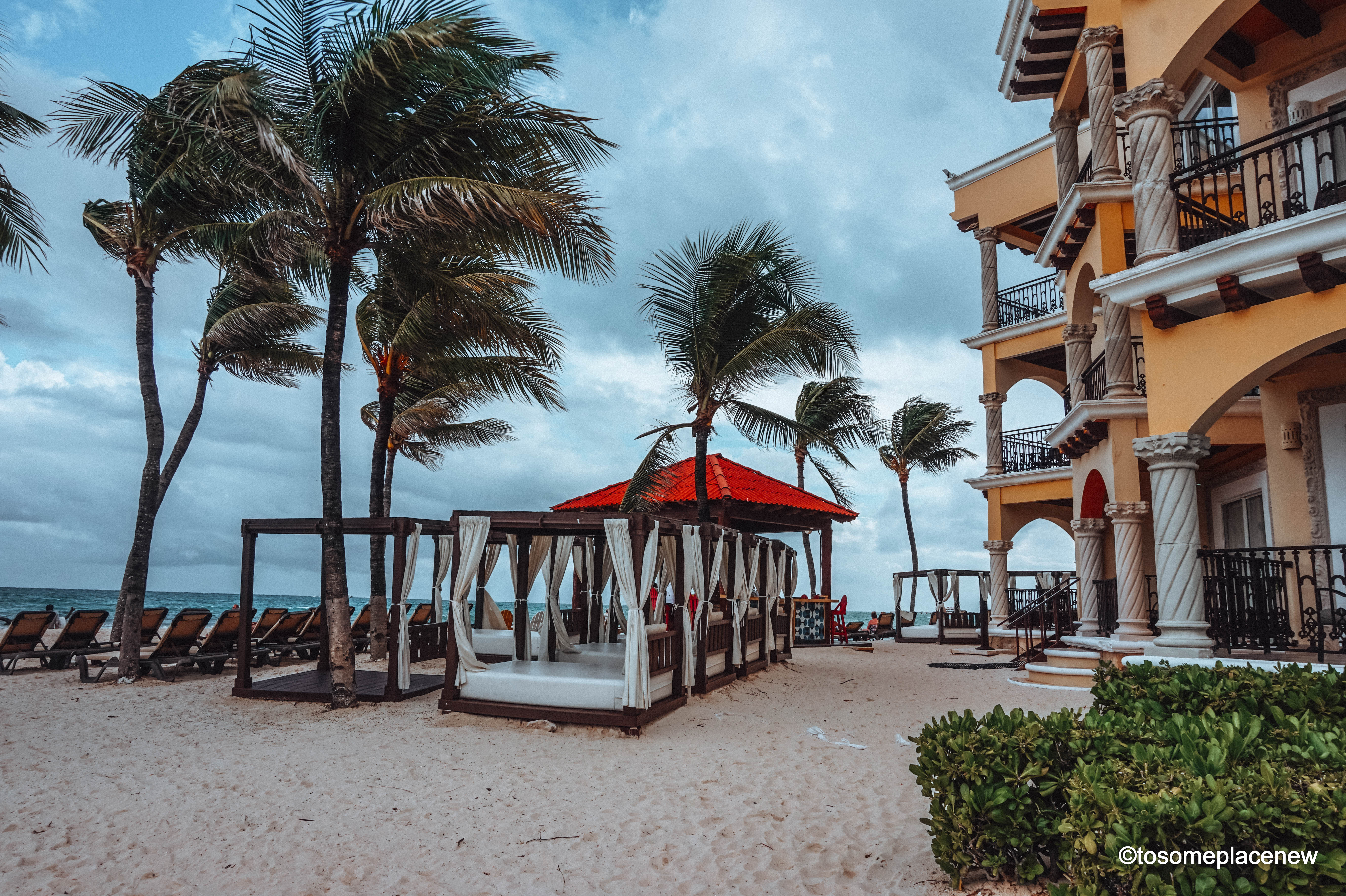 Beach Resort - Mexico